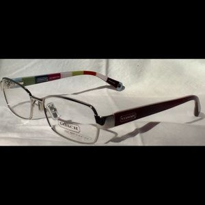 Coach Accessories - Coach Designer NWOT Opticals Model HC 5003